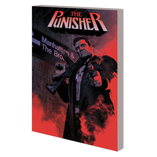 Punisher TP Vol 01 World War Frank-Georgetown Comics