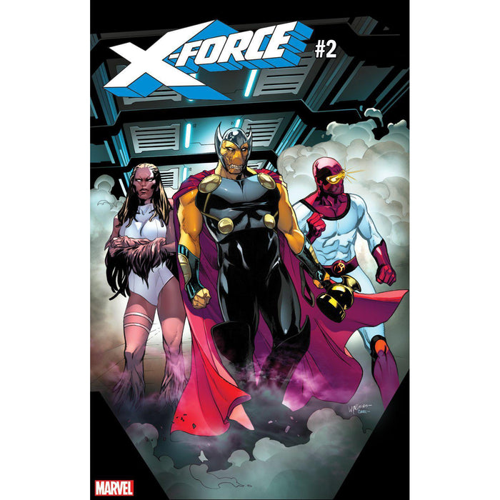 X-Force #2 Lupacchino GOTG Var-Georgetown Comics