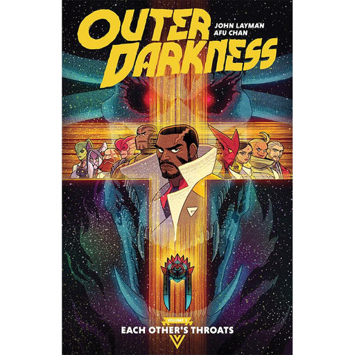 Outer Darkness TP Vol 01 (MR)-Georgetown Comics