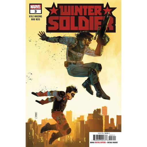 Winter Soldier #3 (Of 5)-Georgetown Comics