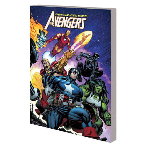 Avengers By Jason Aaron TP Vol 02 World Tour-Georgetown Comics