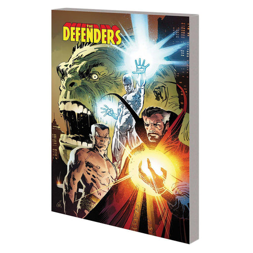 Defenders TP Best Defense-Georgetown Comics