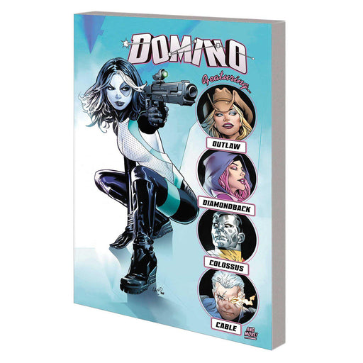 Domino TP Vol 02 Soldier Of Fortune-Georgetown Comics