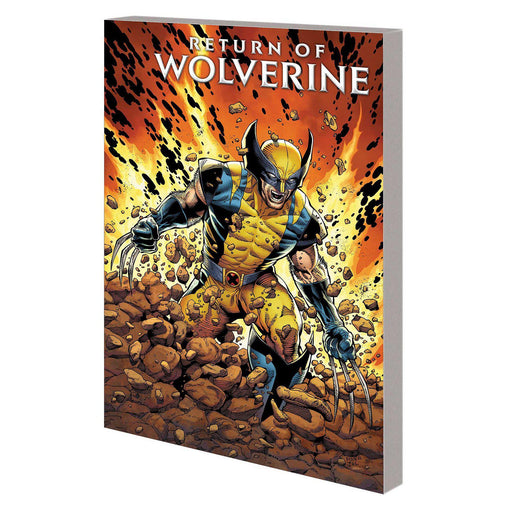Return Of Wolverine TP-Georgetown Comics