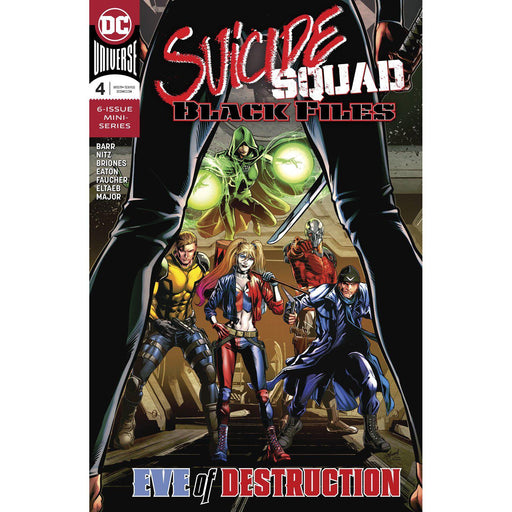 Suicide Squad Black Files #4 (Of 6)-Georgetown Comics