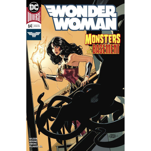 Wonder Woman #64-Georgetown Comics