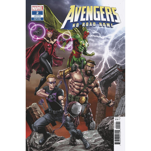 Avengers No Road Home #2 (Of 10) Suayan Connecting Var-Georgetown Comics