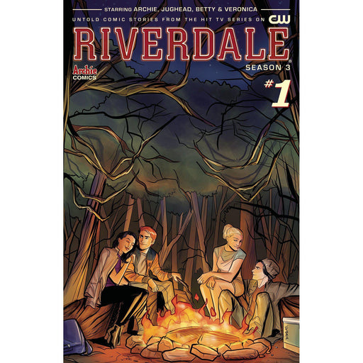 Riverdale Season 3 #1 Cvr B Eisma-Georgetown Comics