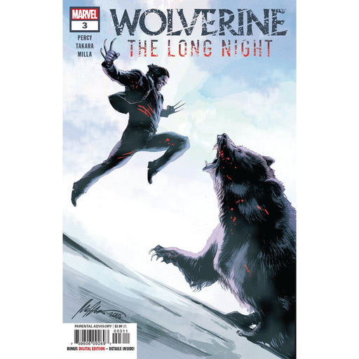 Wolverine Long Night Adaptation #3 (Of 5)-Georgetown Comics