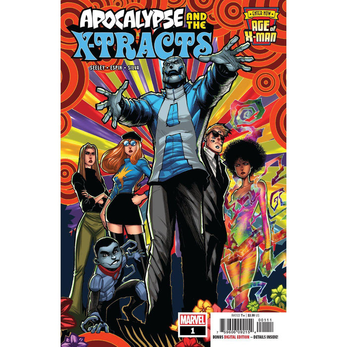 Age Of X-Man Apocalypse And X-Tracts #1 (Of 5)-Georgetown Comics