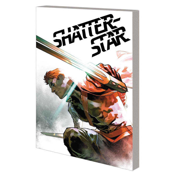 Shatterstar TP Reality Star-Georgetown Comics