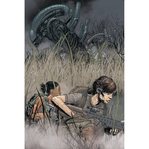 Aliens Resistance #3 Cvr A Jones-Georgetown Comics