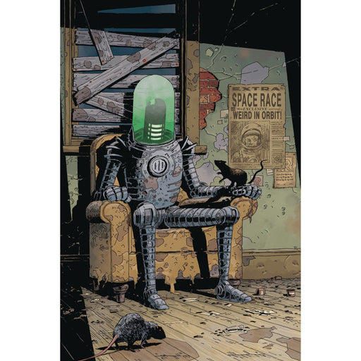 Black Hammer Age Of Doom #9 Cvr A Ormston-Georgetown Comics
