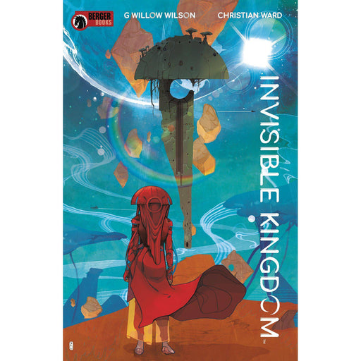 Invisible Kingdom #1-Georgetown Comics