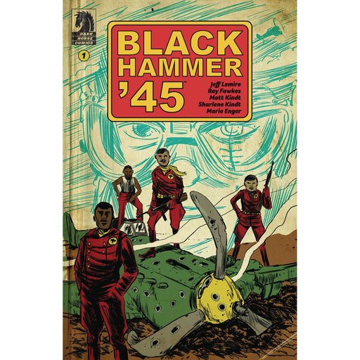 Black Hammer 45 From World Of Black Hammer #1 Cvr A Kindt-Georgetown Comics