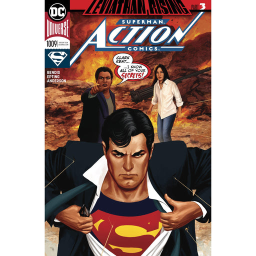 Action Comics #1009-Georgetown Comics