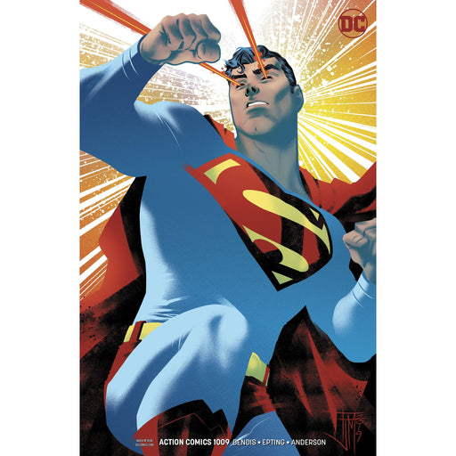 Action Comics #1009 Var Ed-Georgetown Comics