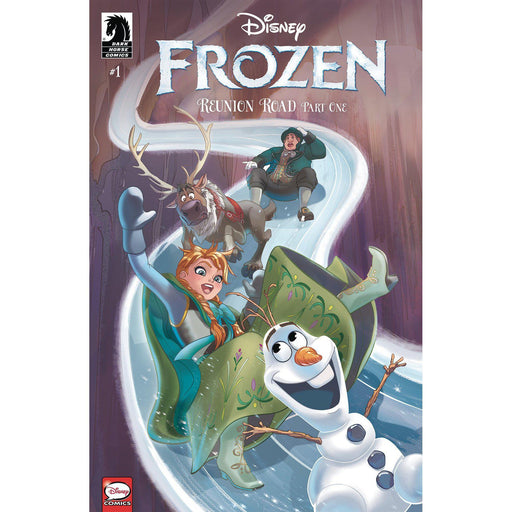 Disney Frozen Reunion Road #1 Cvr A-Georgetown Comics