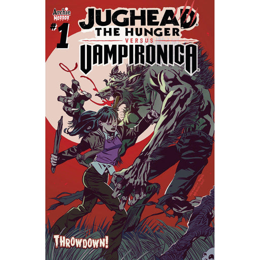 Jughead Hunger Vs Vampironica #1 Cvr A Pat & Tim Kennedy (MR)-Georgetown Comics