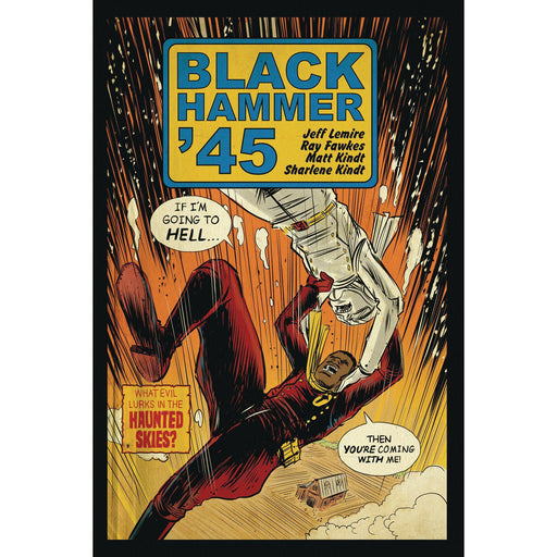 Black Hammer 45 From World Of Black Hammer #2 Cvr A Kindt-Georgetown Comics