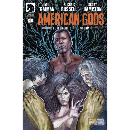 Neil Gaiman American Gods Moment Of Storm #1 Cvr A Fabry (MR)-Georgetown Comics