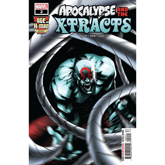 Age Of X-Man Apocalypse And X-Tracts #2 (Of 5)-Georgetown Comics
