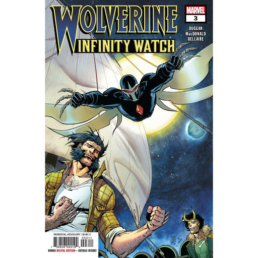 Wolverine Infinity Watch #3 (Of 5)-Georgetown Comics
