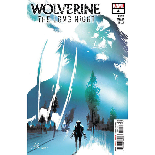Wolverine Long Night Adaptation #4 (Of 5)-Georgetown Comics
