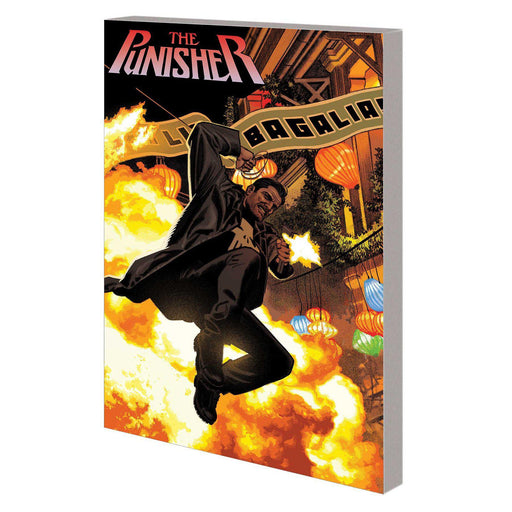 Punisher TP Vol 02 War In Bagalia-Georgetown Comics
