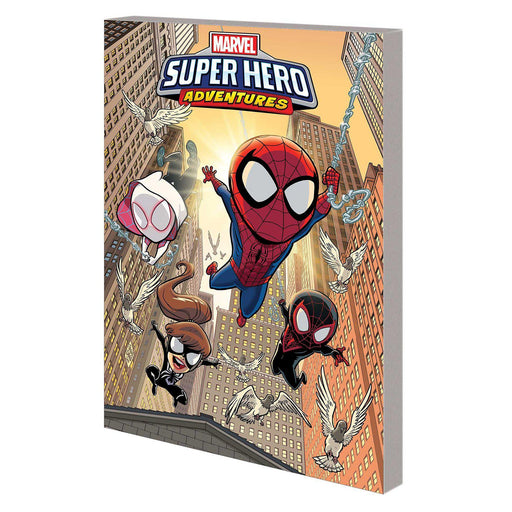 Marvel Super Hero Adventures GN TP Spider-Man-Georgetown Comics