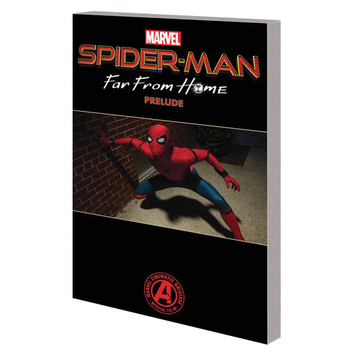 Spider-Man Far From Home Prelude TP-Georgetown Comics