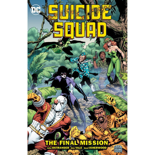 Suicide Squad TP Vol 08 The Final Mission-Georgetown Comics