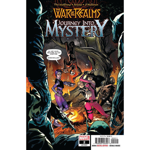 War Of Realms Journey Into Mystery #2 (Of 5) WR-Georgetown Comics