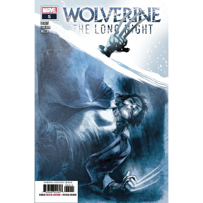 Wolverine Long Night Adaptation #5 (Of 5)-Georgetown Comics