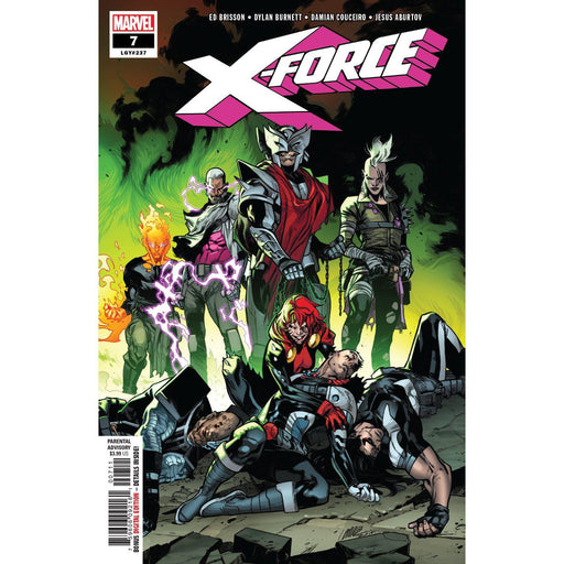 X-Force #7-Georgetown Comics