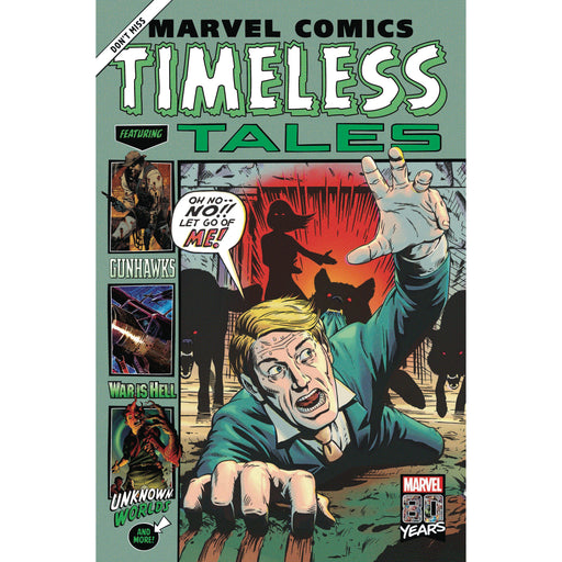 Marvel Comics TP Timeless Tales-Georgetown Comics