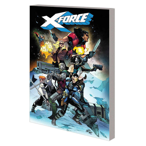 X-Force TP Vol 01 Sins Of Past-Georgetown Comics