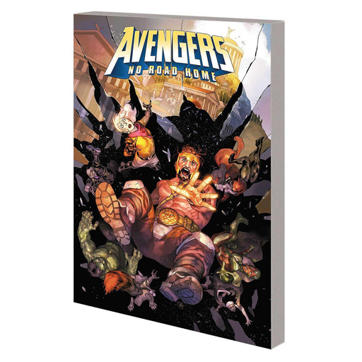 Avengers TP No Road Home-Georgetown Comics