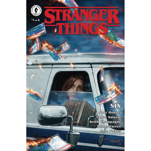 Stranger Things Six #1 Cvr A Briclot-Georgetown Comics