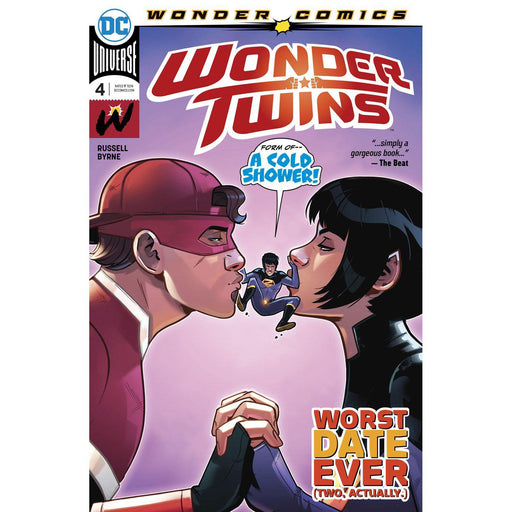 Wonder Twins #4 (Of 6)-Georgetown Comics