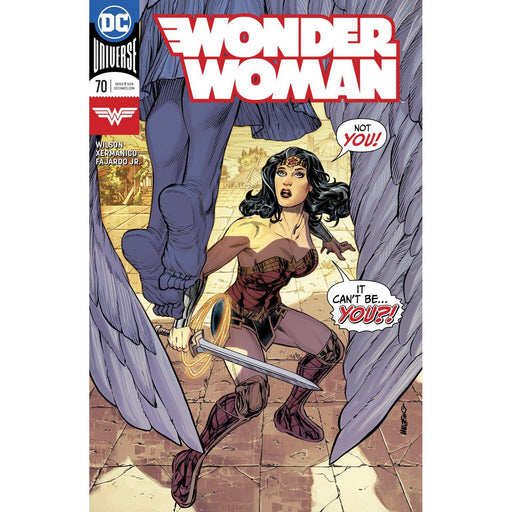 Wonder Woman #70-Georgetown Comics