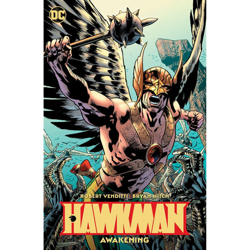 Hawkman TP Vol 01 Awakening-Georgetown Comics