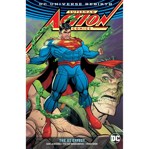 Superman Action Comics The Oz Effect TP-Georgetown Comics