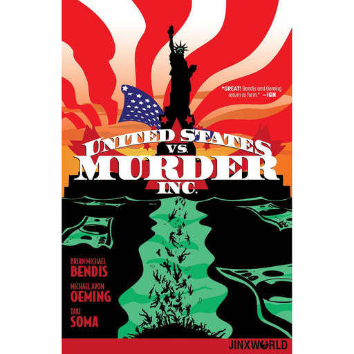 United States Vs Murder Inc TP Vol 01 (MR)-Georgetown Comics