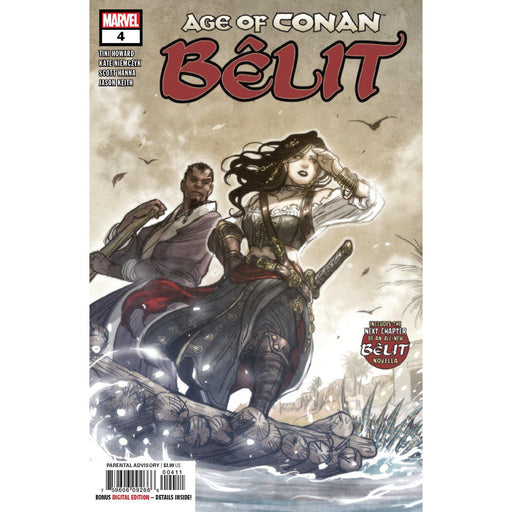Age Of Conan Belit #4 (Of 5)-Georgetown Comics