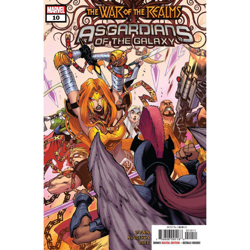 Asgardians Of The Galaxy #10 WR-Georgetown Comics