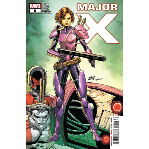 Major X #5 (Of 6)-Georgetown Comics