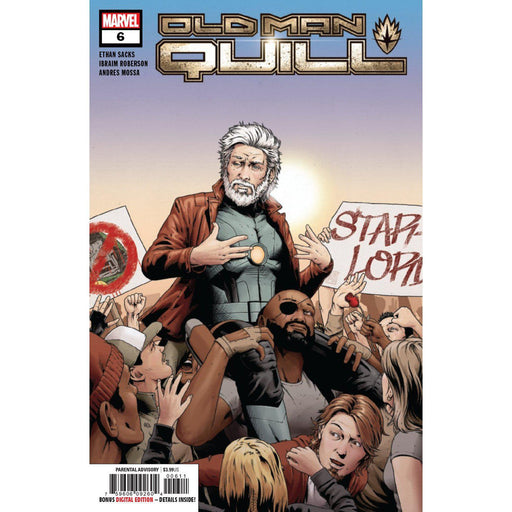 Old Man Quill #6 (Of 12)-Georgetown Comics