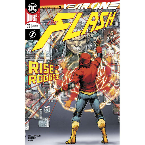 Flash #72-Georgetown Comics