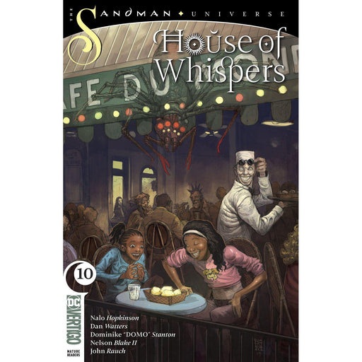 House Of Whispers #10 (MR)-Georgetown Comics